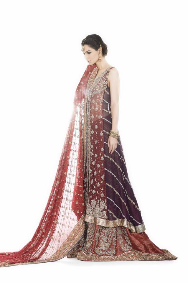 Pakistani designer bridal dresses 2013 sobia nazir designer fancy