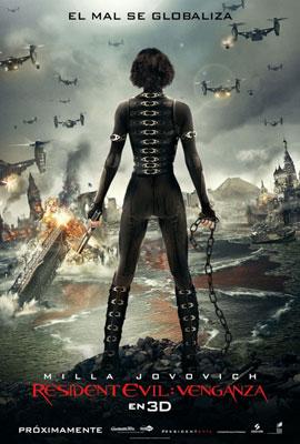 Resident Evil 5 - Retribuição, de Paul W.S. Anderson