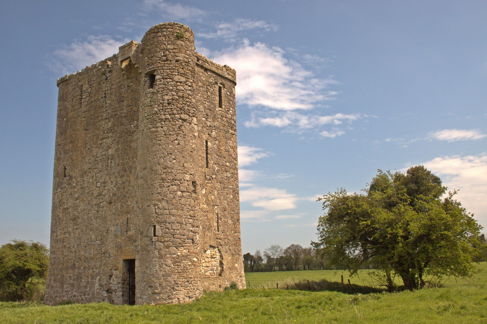 Historic Sites Of Ireland Donore Castle