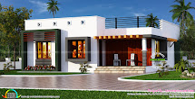 Single Floor House Front Design