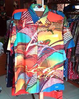 jual baju batik di palembang