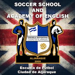 Jugar al fútbol y aprender inglés