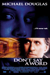 Don't Say a Word Poster