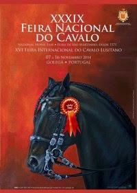 Golegã- XXXIX Feira Nacional do Cavalo- 7 a 16 Novembro