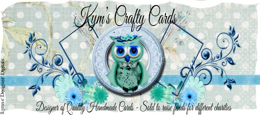 Kym&#39;s Crafty Cards