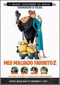 Capa Baixar Filme Meu Malvado Favorito 2 (Despicable Me 2) Dublado   Torrent  Baixaki Download