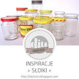 Inspiracja Słoiki