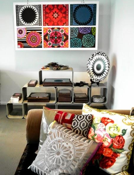 Luxus Penthouse Wohnung innenarchitektur eklektisch sitzbank fenster