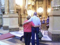 Última visita al Pilar