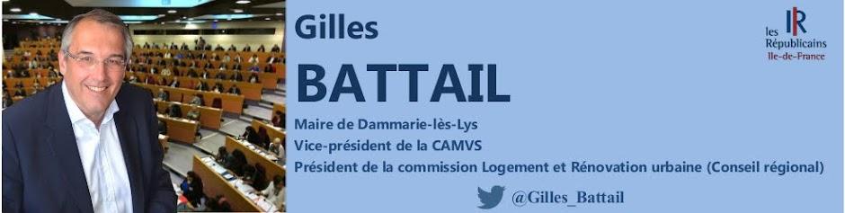 Le carnet de Gilles Battail