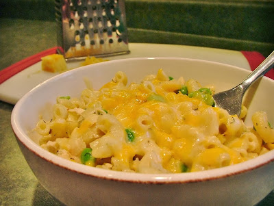 Tuna Macaroni and Cheese