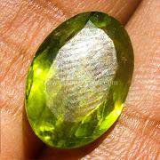 Batu Permata Green Peridot Besar - SP840