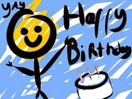 Joyeux anniversaire humour