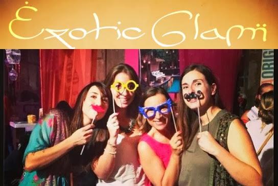 wedding fashion night exotic glam edición 2013 ferias de novia barcelona nupcial