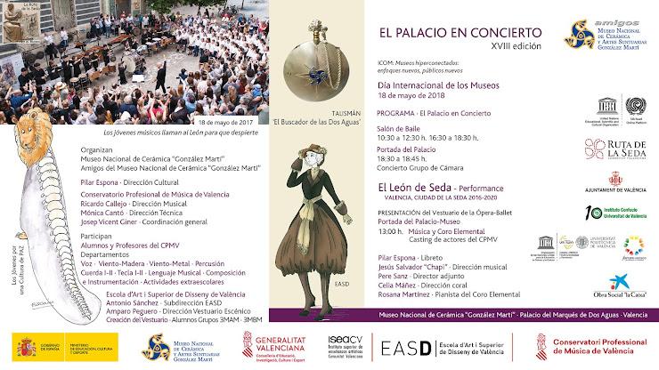 ACV 02, DIA DELS MUSEUS EN EL MUSEU GONZÁLEZ MARTÍ DE VALÉNCIA
