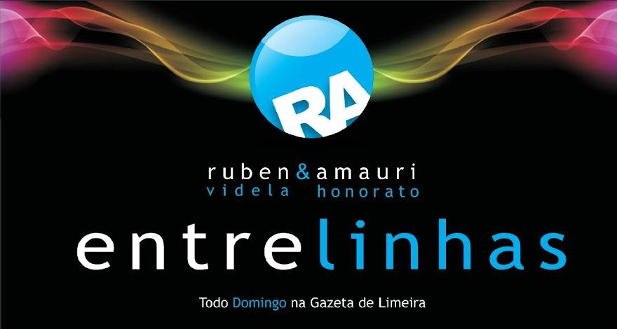 ENTRELINHAS - RUBEN & AMAURI