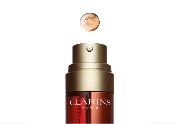 Nouveauté Clarins - Double Serum