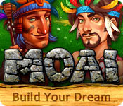เกมส์ Moai - Build Your Dream