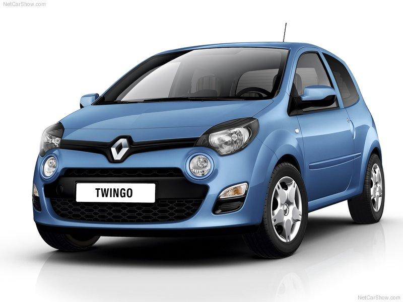 2012 New Renault Twingo