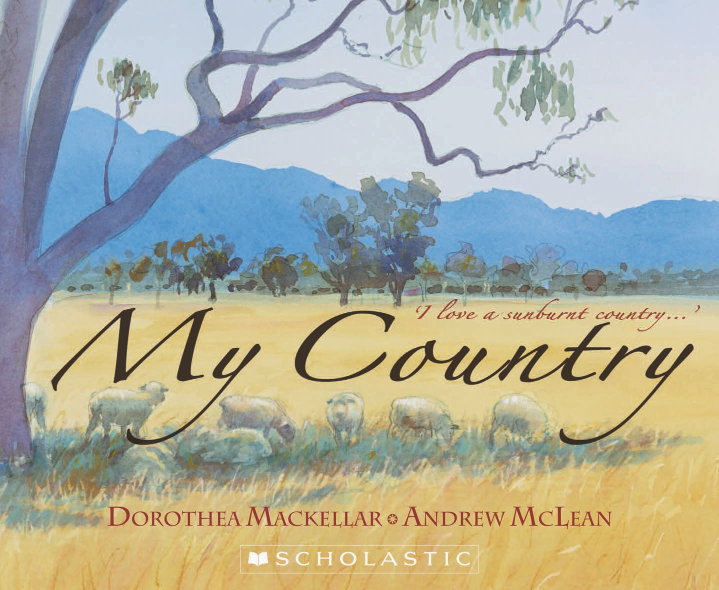 dorothea mackellar my country essay Study notes for teachers 4 teachers' notes may be reproduced for use in school activities they may not be redistributed for commercial sale or posted to other networks category picture book title my country author dorothea mackellar illustrator andrew mclean extent 32 pp age.