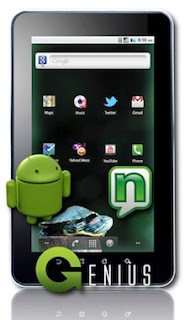 Nexian Genius A7500 Android-9