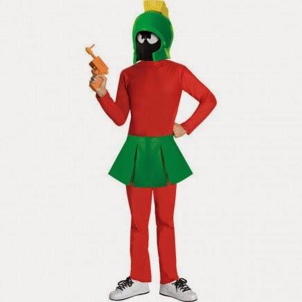 Disfraz Marvin el Marcino
