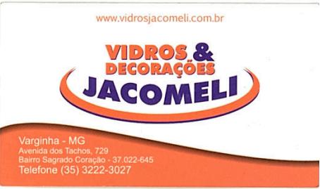 Vidros Jacomeli