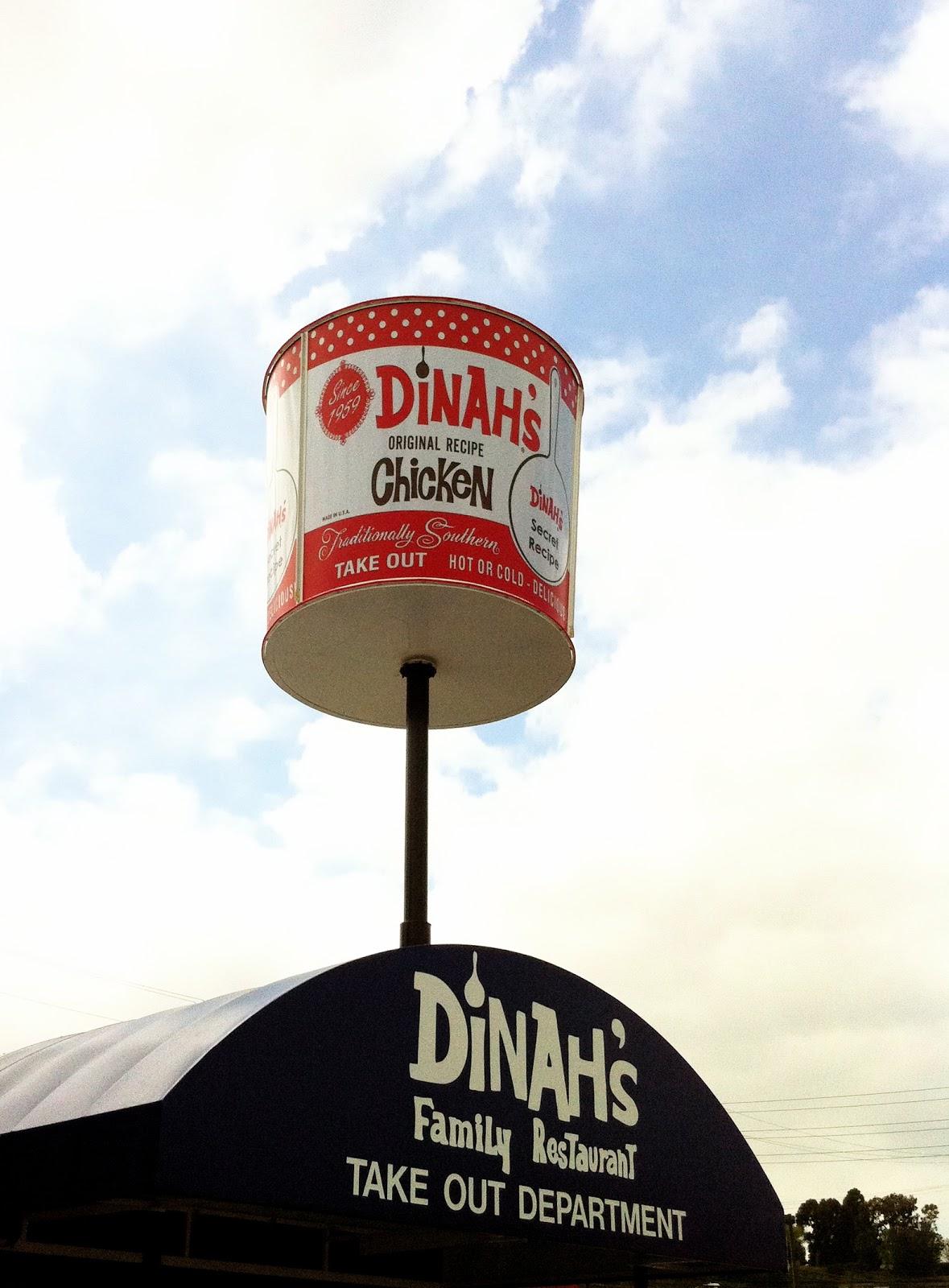 wacky tacky: Chow Time: Dinah\'s Family Restaurant