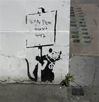 Le Rat de Banksy