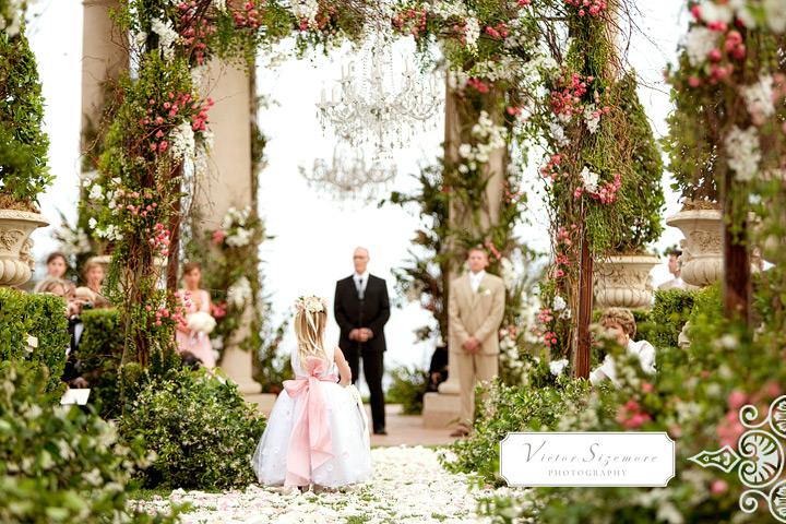 Outdoors Wedding