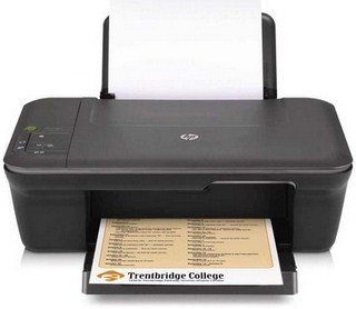 HP Deskjet 1000 j110 Series Printer Driver Download