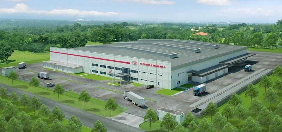 Daftar Alamat Perusahaan Di Kawasan Industri Pulogadung