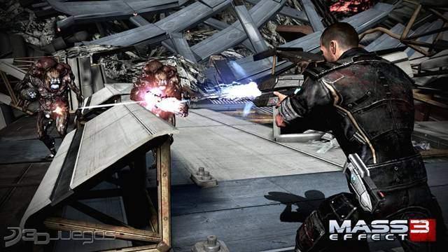 Mass Effect 3 PC 2012 Español Descargar