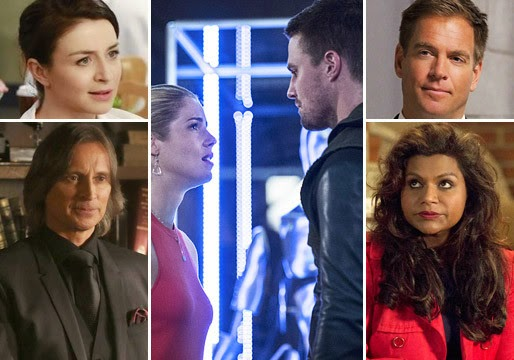 Latest from TVLine - Various Shows - 21st October 2014
