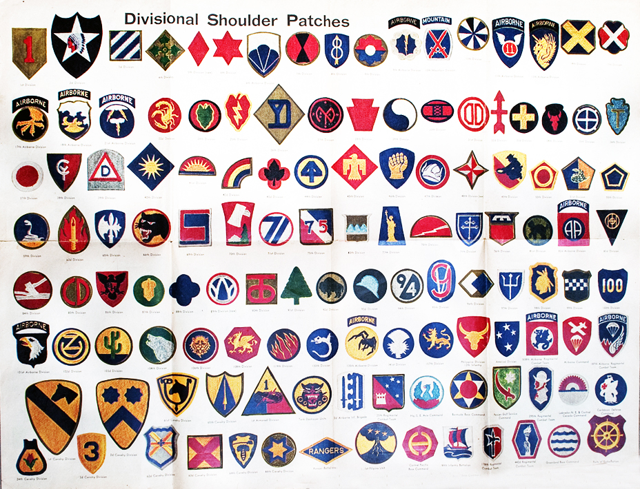 Gus s genealogy blog armed forces insignia