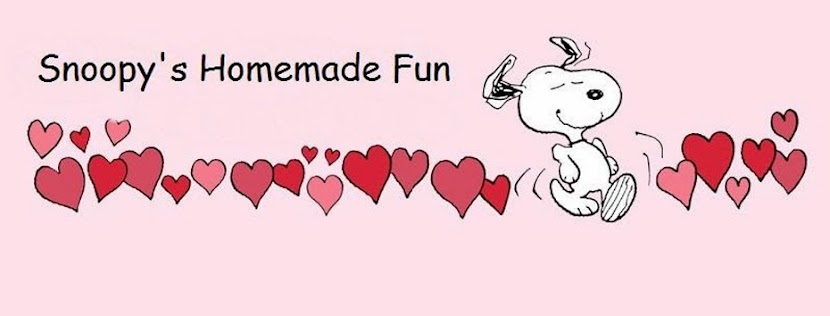 Snoopy's Homemade Fun
