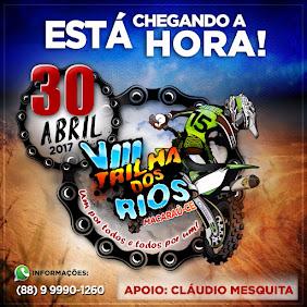 VIII TRILHA DOS RIOS 2017