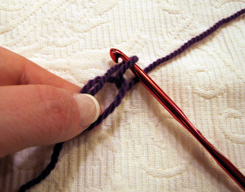 how to make an adjustable ring crochet