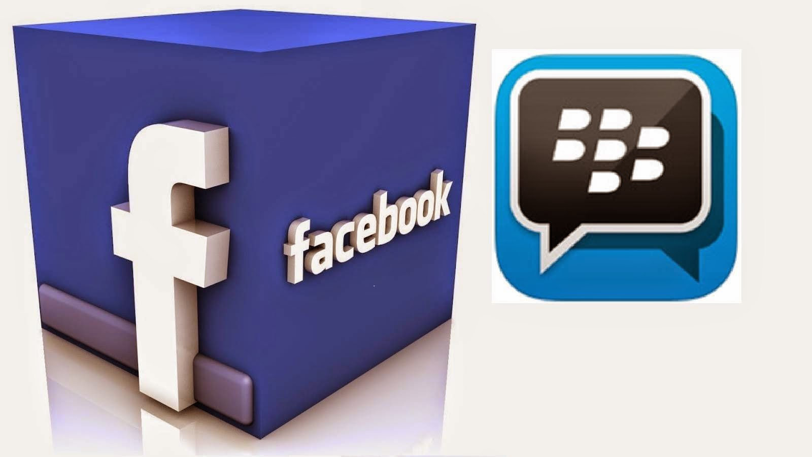 Download BBM Mod Fb theme apk
