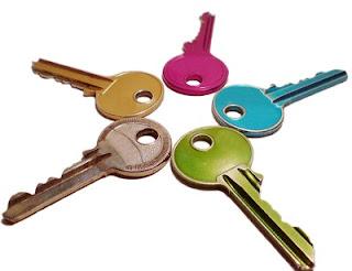 Mẹo hay giúp bạn tìm chìa khóa dễ dàng