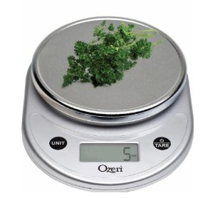 ozeri pronto digital multifunction kitchen and food scale only $11.37