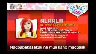 sa yeng pagdating lyrics Yeng constantino has recorded a chinese yeng records chinese version of the singer-songwriter posted the official lyrics video of the song's mandarin.