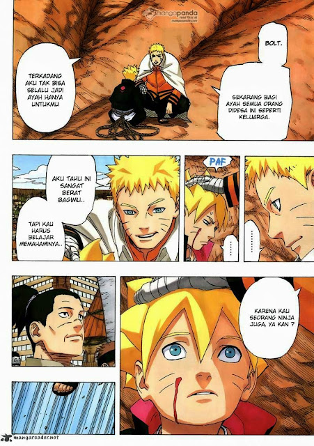 Naruto - Chapter:700 - Page:17