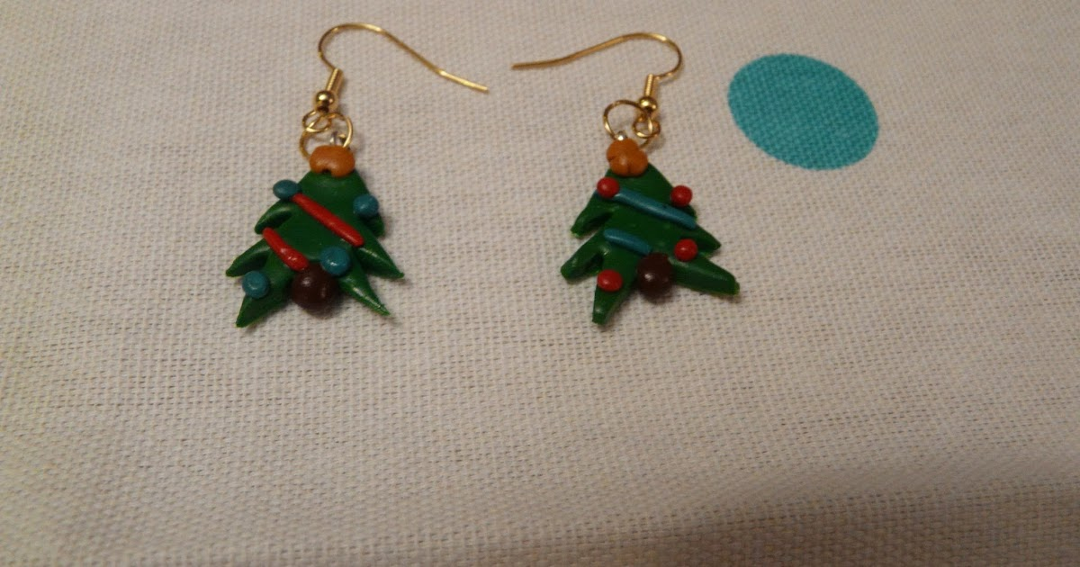 Les cr as tutos tuto fimo comment faire un sapin de - Comment faire un sapin de noel ...