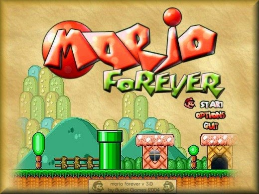 game super mario for pc