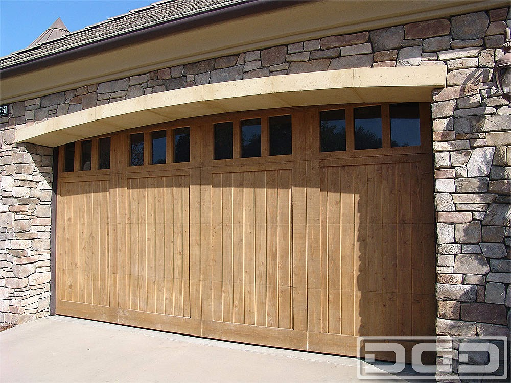 Garage Door Ideas for Arts & Crafts Architecture