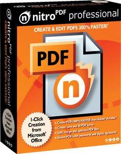 Nitro PDF Professional [Planet Free]