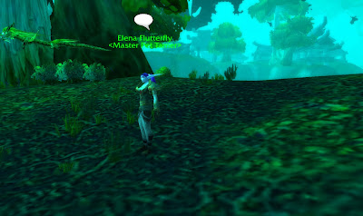Elena Flutterfly in Moonglade