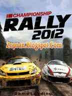 championship rally 2012 java games