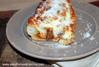 French Bread Mini Meatball Pizza